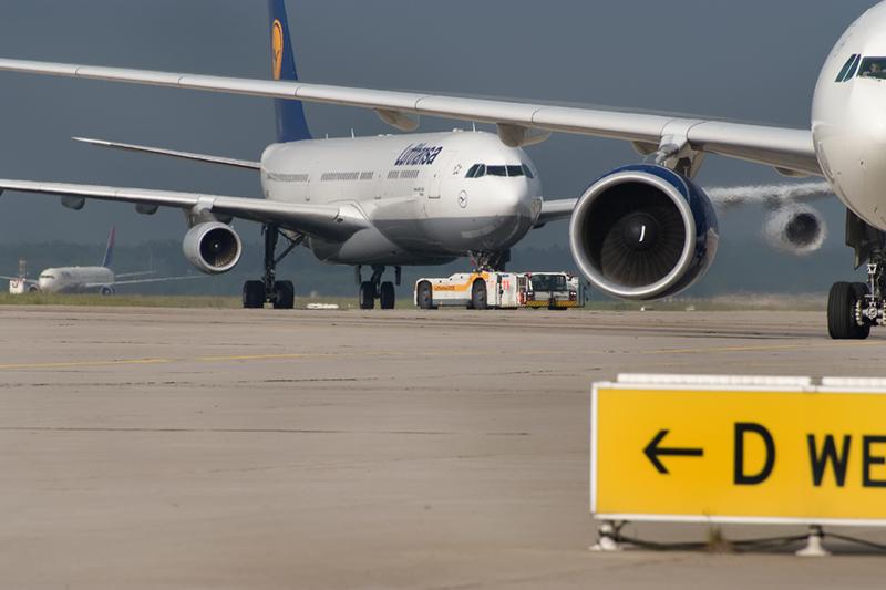 Fraport-Systemausfall - Flüge gestrichen