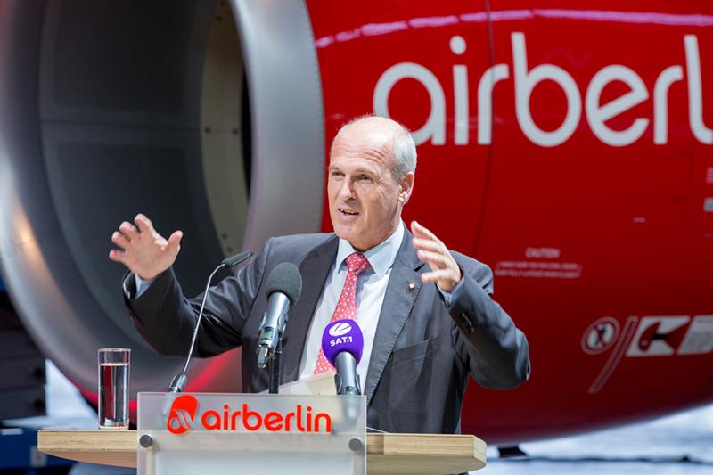 Ex-Air-Berlin Chef Pichler wird CEO von Royal Jordanian