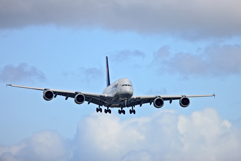 Lufthansa Schaltet A380 Flüge In München Frei