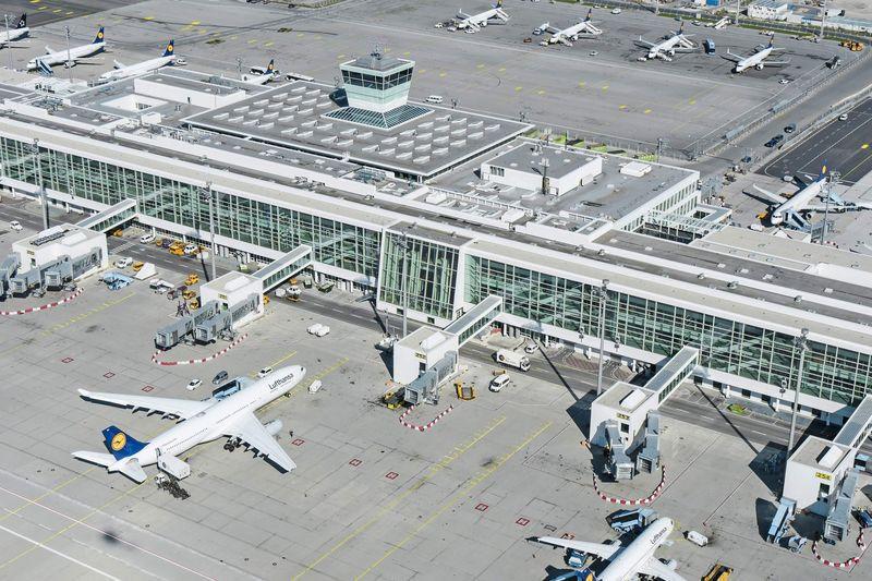 Rekordgewinn am Flughafen München