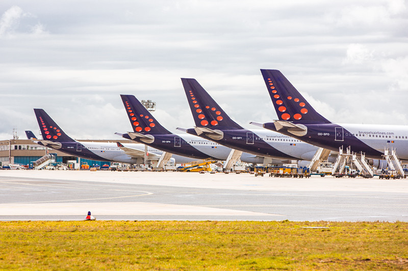 Brussels Airlines streikt - Wien-Flüge fallen aus