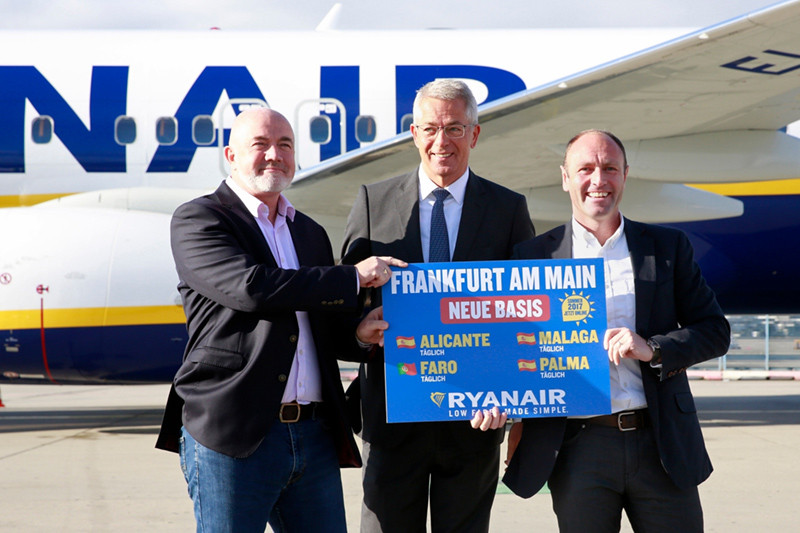InsideFlyer Wochenrückblick Ryanair fliegt nach Frankfurt