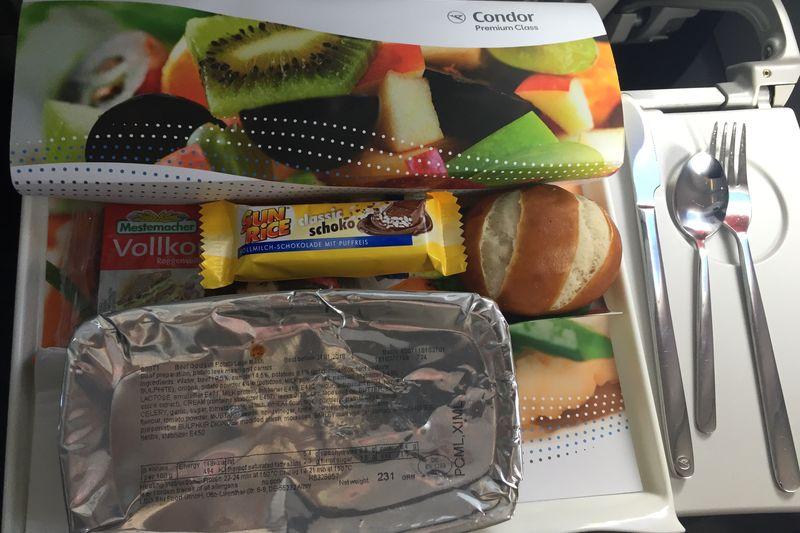 Condor und ihre Premium-Produkte auf Mittel- und Langstrecke