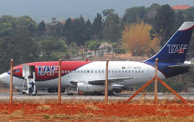 Entführte Lufthansa-Maschine wird zerlegt