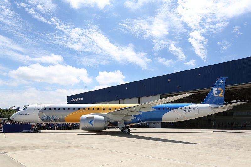 Boeing macht Embraer-Aktie zum Überflieger